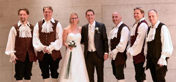 Hochzeit Sandra und Felix Reutemann